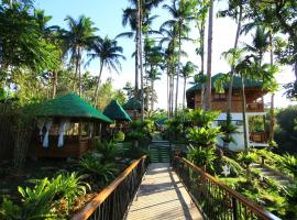 Samkara Restaurant and Garden Resort, Lucban