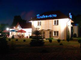 Hotel Pod Dębami, Pabianice