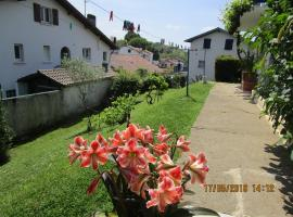 Appartement Bigarena, Hendaye