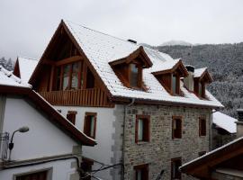 Metsola Apartamentos Rurales, Isaba