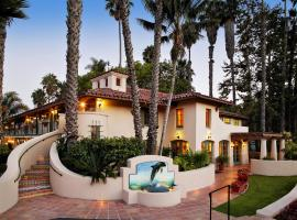 Inn By The Harbor 3 Star Hotel West Beach Santa Barbara 0 2 Miles From City College