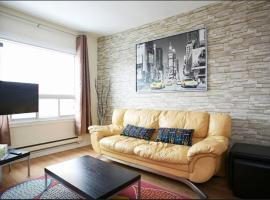Condo moderne 2 chambres, 蒙特利爾