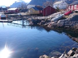 Rorbu Kjell Arntzen Lofoten, Sørvågen