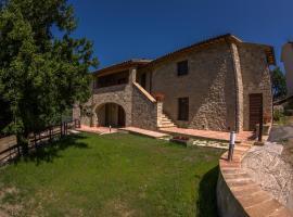 Borgo Buciardella, Baschi