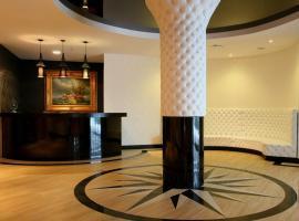 Czarna Perła Hotel i Restauracja, Przejazdowo