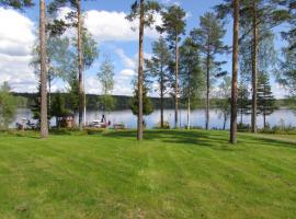 Kivitippu Chalets II, Lappajärvi