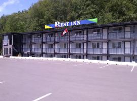 Rest Inn, Terrace