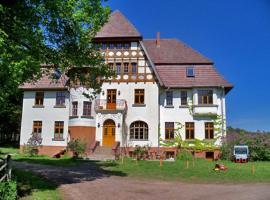 Gutshaus Alt Necheln, Thurow