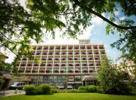 Aranyhomok Business City-Wellness-Hotel, Кечкемет