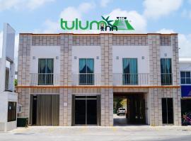 Hotel Tulum Inn, Tulumas