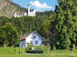 Romantic-Pension Albrecht - since 1901, Hohenschwangau