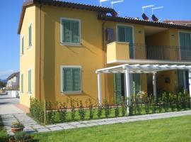 Le Colombe Apartment, Lucca