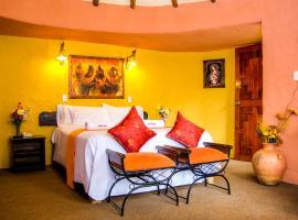 Hotel Kuntur Wassi, Cabanaconde
