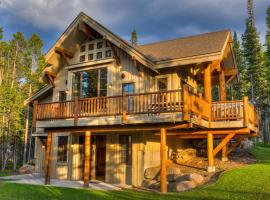 Moonlight Mountain Home 17, Big Sky Canyon Village