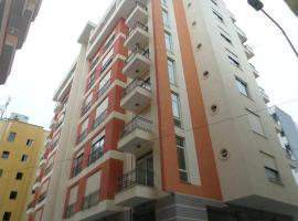 Spacious apartment by sea, Durrës