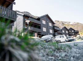 Skarsnuten Apartments, Hemsedal
