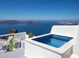 Whitedeck Santorini, Imerovigli