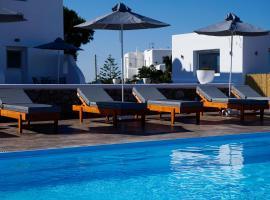 Casa Nostra Mykonos Retreat Accommodation, Glastros