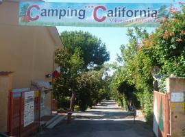 Camping Village California, Ardea