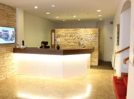 Hotel Rochat, Basileia