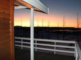 Cottage with a View in Golden Circle, Reykholt