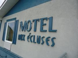 Motel aux Écluses, Alma