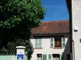 Chambres d'hôtes Les Marronniers, Les-Loges-en-Josas