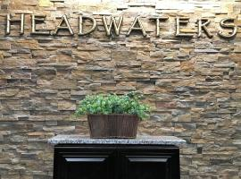 The Lodge at Headwaters, Boonville