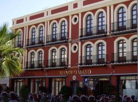 Hotel Manolo Mayo, Los Palacios y Villafranca