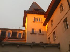 Hôtel d'Espagne, Sainte-Croix