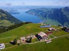 Bergasthaus Rigi-Scheidegg, Goldau