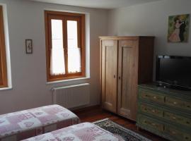 Appartamento San Lorenzo, Vinigo