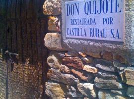 Don Quijote, Horcajuelo de la Sierra