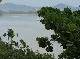 Excelente apto na Praia da Barra, 里約熱內盧