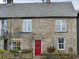 Allan Ramsay Cottage, Carlops