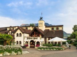 Schloss-Hotel, Merlischachen