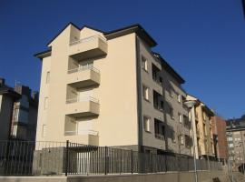 Apartamento Ciudadela San Babil, Jaca