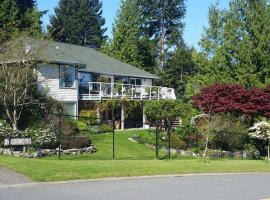 Serenity lodge bed and breakfast, Courtenay