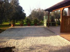 Villa La Carpignana, Santa Maria al Bagno