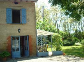 La Maison Bleue, Calmont