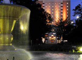 橫濱公園大和魯內酒店, 橫濱