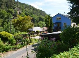 Ferienwohnung Hauser, Bad Schandau