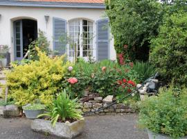Chambre d'Hotes Le Lavoir, Fontaines