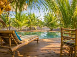 Pacific Pearls Lodge, Sipacate
