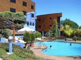 Hotel Tierra del Sur, Temuco