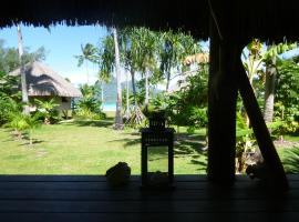 Pension Alice et Raphael Bora-Bora, Bora Bora