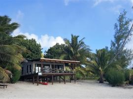 Vaiorea Beach House, Arutanga