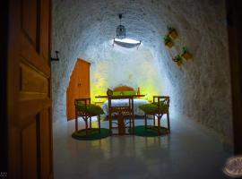 Casas y Cuevas El Solins, Las Casicas
