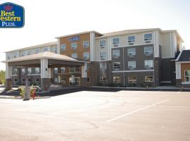 Best Western Plus Lacombe Inn and Suites, Lacombe