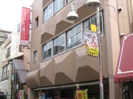 City Palace Nishi Kawaguchi, Szaitama